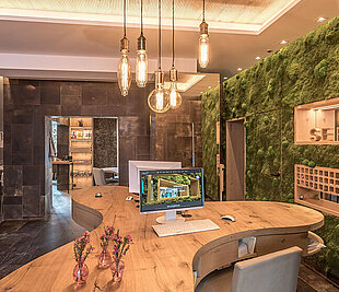 Freund GmbH biophilic design for design of hotels & restaurants